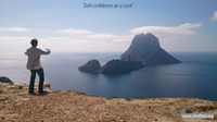 ZenmaX Ritsuzen (standing meditation training), extending your natural space using Hunyuan li, the omni directional force, giving strength to  all directions, recieving strength from all directions! Energizing Natural Tuning session at Es Vedra, the worlds third strongest magnetic spot! Ibiza 2015