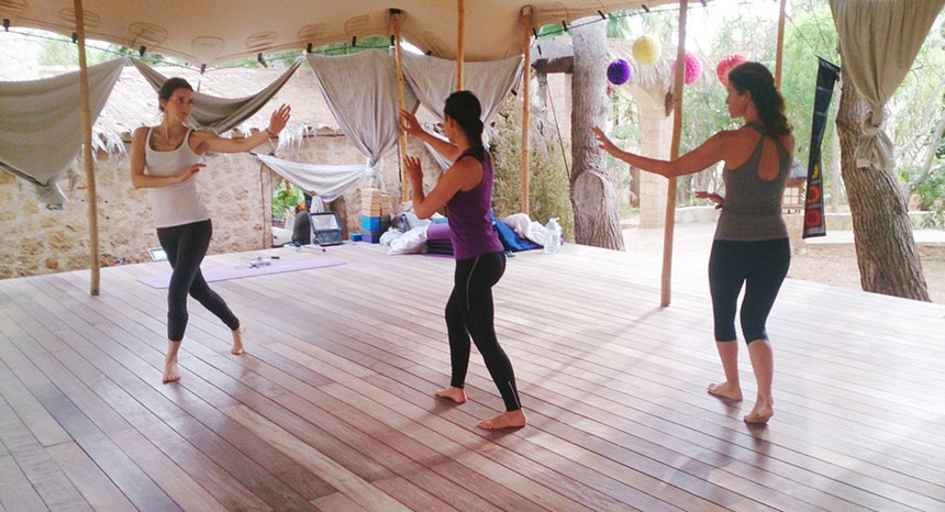 TheFeel energetic intermezzos and Natural Tuning sessions for Yoga retreats and family tuning!